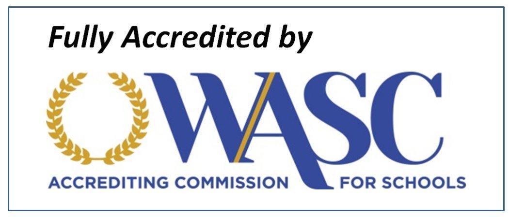 Teda Global Academy - WASC Accreditation